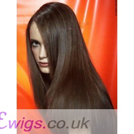 Elegant Straight Full Lace Remy Human Hair Wig
