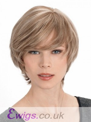 Affordable Straight Capless Remy Human Hair Wig