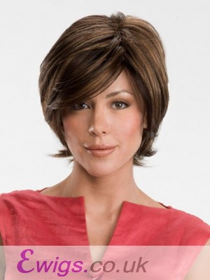 Short Wavy Synthetic Wig