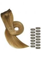 "16"" Fashionble Diy Set Clip In Hair Extensions"