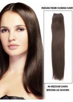 "24"" Charming Human Hair Extensions"