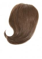 Medium Remy Human Hair Clip in Hairpiece