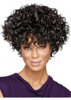 Fabulously Full-On Curly Synthetic Wig