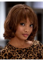 Elegance Mid-Length Wavy Synthetic Wig