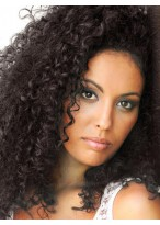 Curly Synthetic Full Lace Wig