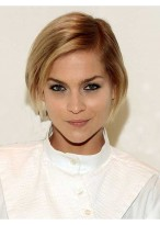 Marvelous Straight Lace Front Synthetic Bob Wig