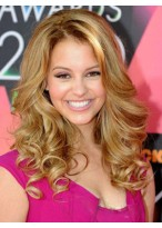 Gage Golightly Wavy Hairstyle Lace Front Wig