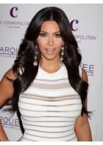 Long Wavy Long Remy Human Hair Celebrity Wig