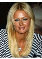 Paris Hilton Most Popular Straight Lace Front Human Hair Wig