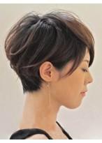 Stunning Straight Capless Remy Human Hair Wig