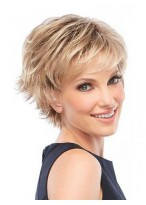 Attractive Straight Lace Front Remy Human Hair Wig