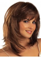 Gorgeous Straight Capless Remy Human Hair Wig
