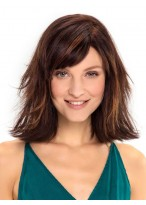 Prodigious Straight Capless Remy Human Hair Wig