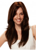 Capless Straight Popular Remy Human Hair Wig