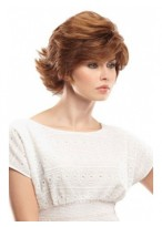 Marvelous Wavy Capless Human Hair Wig