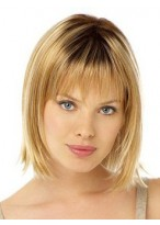 Charming Straight Styling Lace Wig