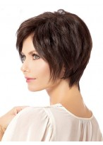 Comfortable Straight Synthetic Lace Front Wig