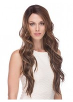 Pretty Wavy Lace Front Synthetic Wig