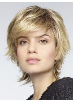 Luxury Straight Capless Synthetic Wig