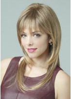 Flexibility Attractive Capless Straight Wig