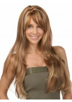 Magnificent Synthetic Capless Wavy Long Wig
