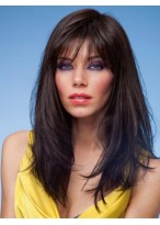 Impressive Straight Capless Synthetic Wig