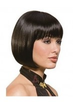Classic Bob Style Synthetic Capless Wig