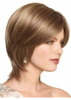 Fabulous Straight Capless Synthetic Wig