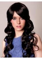 Pleasant Wavy Capless Synthetic Wig