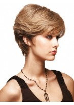 Stunning Straight Capless Synthetic Wig