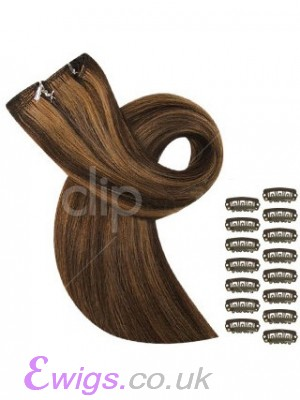 """14"""" Fashion Diy Set Clip In Hair Extensions"""