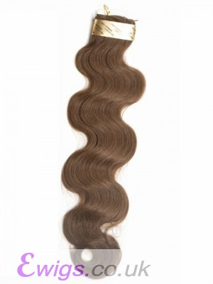 """16"""" Fine Loose Waves Remy Hair Extensions"""