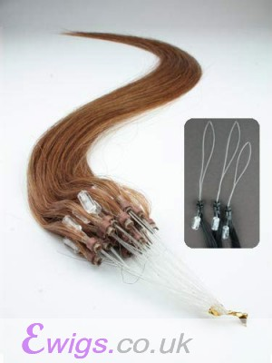 Chic Heat Defiant Keratin Hair Extensions