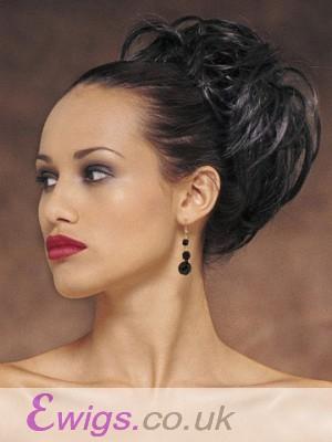 Graceful Arfo Wavy Hairpieces