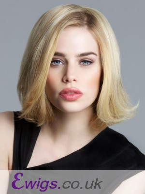 Synthetic Short Clip In Hairpiece