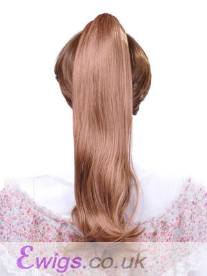 """20"""" Long Wavy Synthetic Hair Ponytail"""