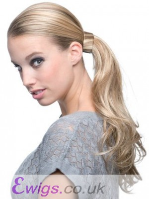 Shag Wavy Synthetic Ponytail
