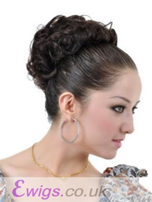 Short Curly Wraps