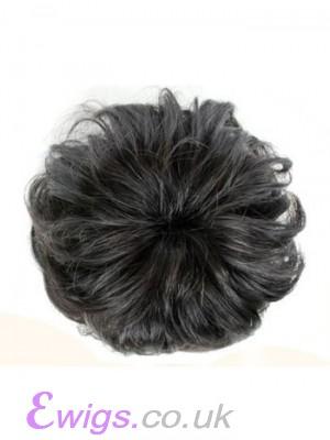 Bun Huanm Hair Piece Extensions