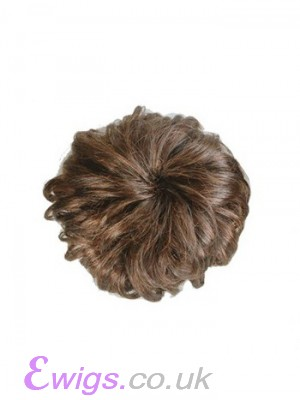Curly Lightly Human Hair Wraps