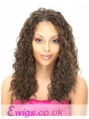 Charming Curly Capless Long Human Hair Wig