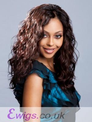 Wavy Lace Front Long Human Hair Wig