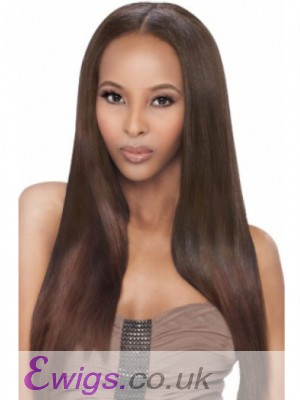 Charming Long Straight Full Lace Human Hair Wig