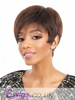 Attractive Synthetic Straight Capless Wig