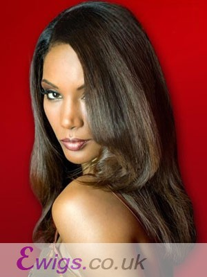 Marvelous Straight Lace Front Synthetic Wig