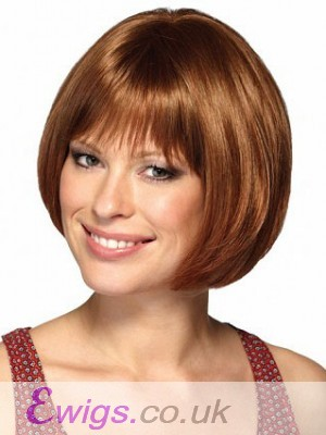 Graceful Synthetic Capless Bob Wig