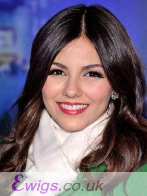 Victoria Justice Hairstyle Full Lace Wig