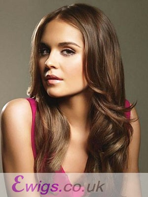 Affordable Wavy Synthetic Lace Front Wig