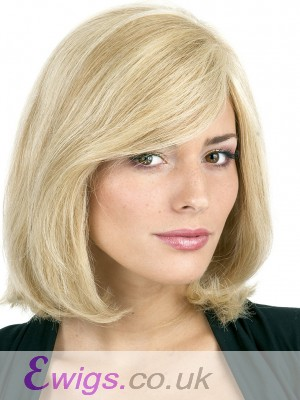 Most Popular Straight Capless Remy Human Hair Wig