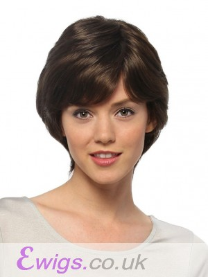Dazzling Remy Human Hair Capless Wig